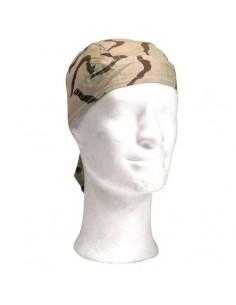 Sturm MilTec Headwrap Krojena Marama 3 Color Desert