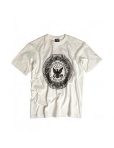 """Sturm MilTec T-Shirt """"Navy"""" White"""