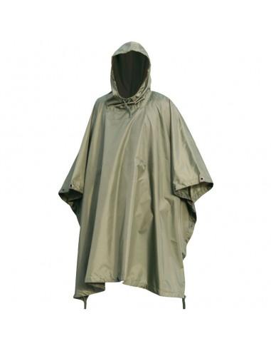 Sturm MilTec Waterproof Poncho RipStop Olive