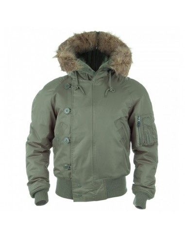 Sturm MilTec Flight Jacket N2B Basic Olive