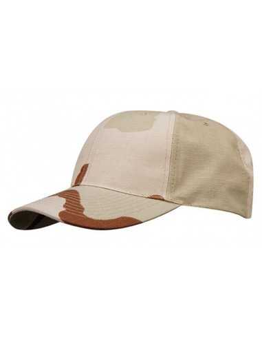 Propper 6 Panel Baseball Kapa 3 Color Desert Seconds