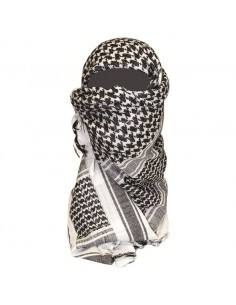 Sturm MilTec Shemagh Scarf White-Black