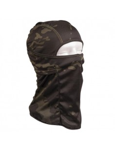 Sturm MilTec Tactical Balaclava Multitarn Black