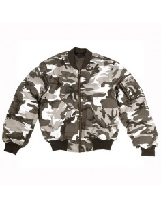 Sturm MilTec MA1 Flight Jacket Urban
