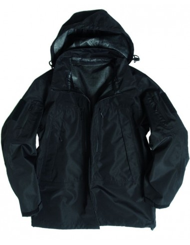 Sturm MilTec Softshell PCU Level VI Jakna Black