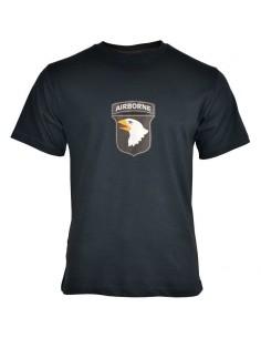 "Sturm MilTec T-Shirt ""101st Airborne"" Black"
