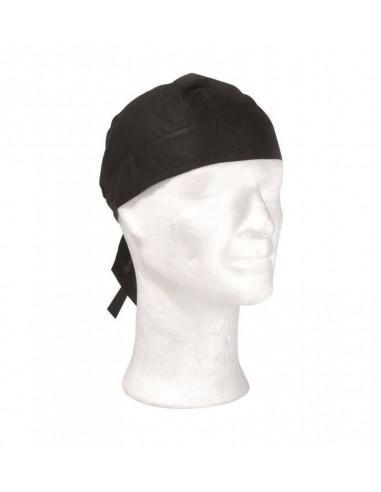 Sturm MilTec Headwrap Krojena Marama Black