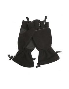 Sturm MilTec Fleece Hunting Gloves Black