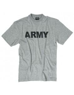"Sturm MilTec T-Shirt ""Army"" Grey"