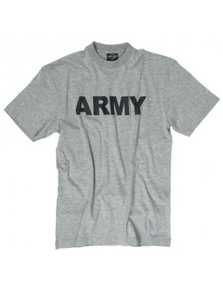 """Sturm MilTec T-Shirt Majica """"Army"""" Grey"""