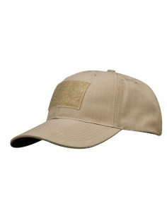 Propper 6 Panel Cap With Loop Khaki Seconds