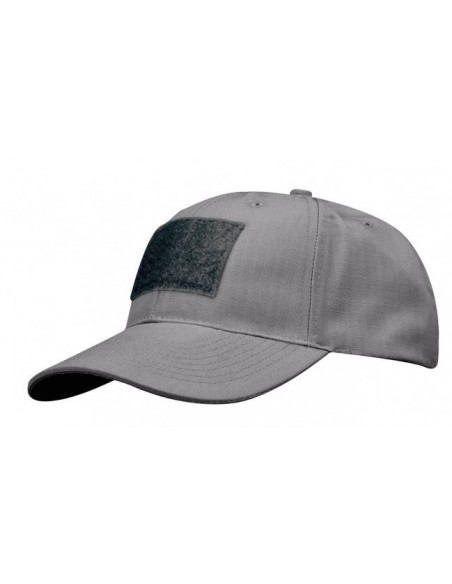 Propper 6 Panel Cap With Loop Gray Seconds