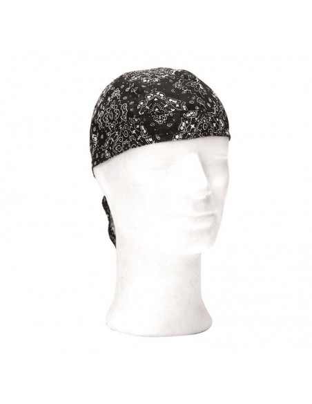 Sturm MilTec Headwrap Krojena Marama Western Black