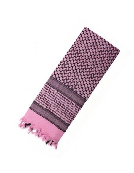 Rothco Shemagh Scarf Pink-Black