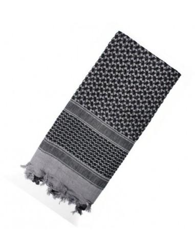 Rothco Shemagh Scarf Grey-Black