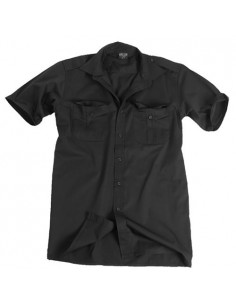 Sturm MilTec Security Shirt Short Sleeves Black