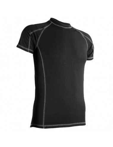Highlander Bamboo 190 Baselayer Level I T-Shirt Majica Black