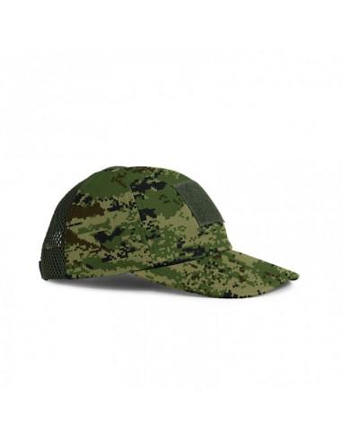 Spar-Tac Tactical Cap M2 RipStop Cropat Woodland