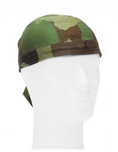 Sturm MilTec Headwrap Krojena Marama US Woodland