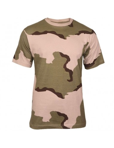 Sturm MilTec T-Shirt 3 Color Desert