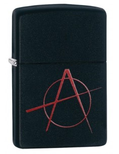 Zippo Lighter Black Matte...