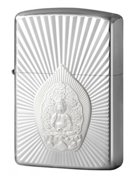 Zippo Lighter Srilver Amihaba