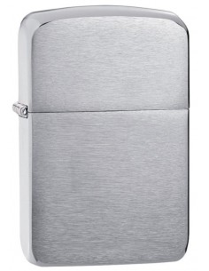Zippo Lighter Replica 1941 Brushed Chrome