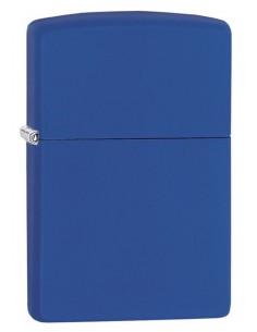 Zippo Lighter Classic Royal Blue Matte