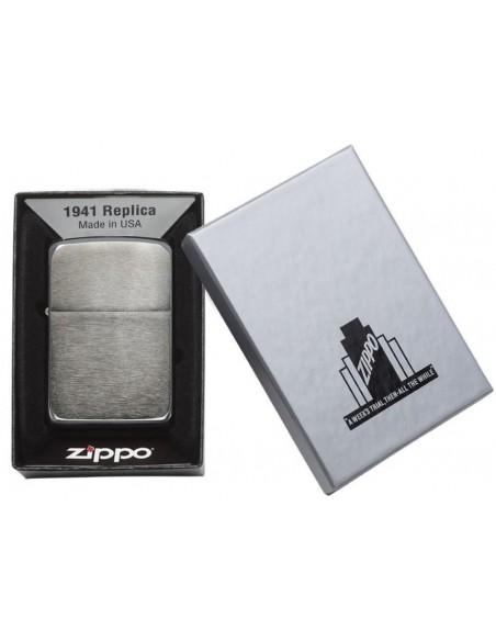 Zippo Upaljač Replica 1941 Black Ice