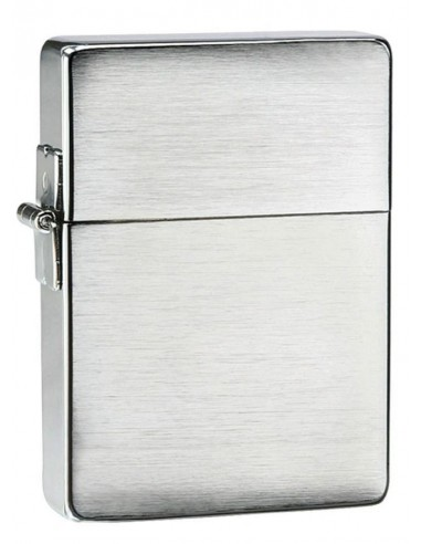 Zippo Lighter Replica 1935 Brushed Chrome