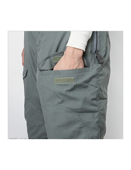 US Army Surplus Extreme Cold Weather Trousers Model USAF F1B Olive