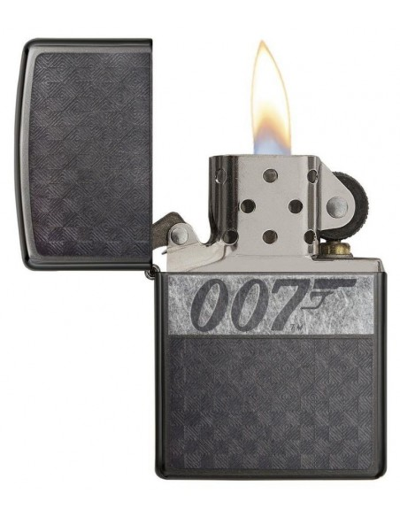 Zippo Upaljač Iced James Bond 007