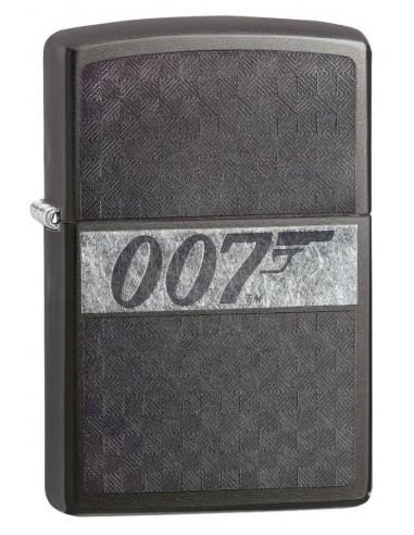 Zippo Lighter Iced James Bond 007