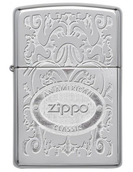 Zippo Upaljač High Polish Chrome American Classic
