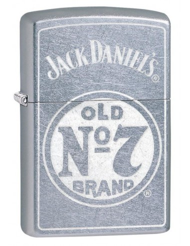 Zippo Upaljač Street Chrome Jack Daniels