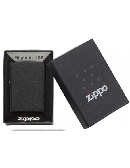Zippo Upaljač Classic Black Crackle