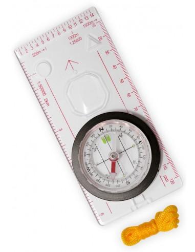 Highlander Orijentacijski Kompas za Mapu Deluxe