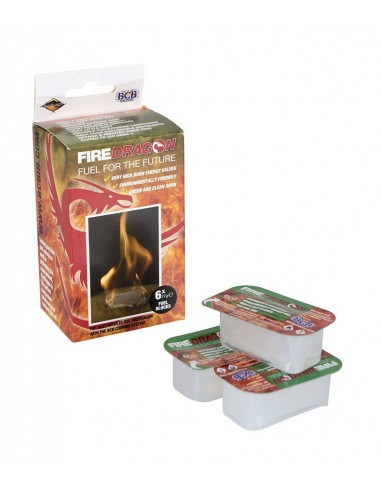 BCB Fire Dragon / Outdoor Solid Fuel / Box