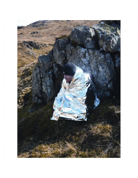BCB Reflective Survival Blanket for Hypothermia