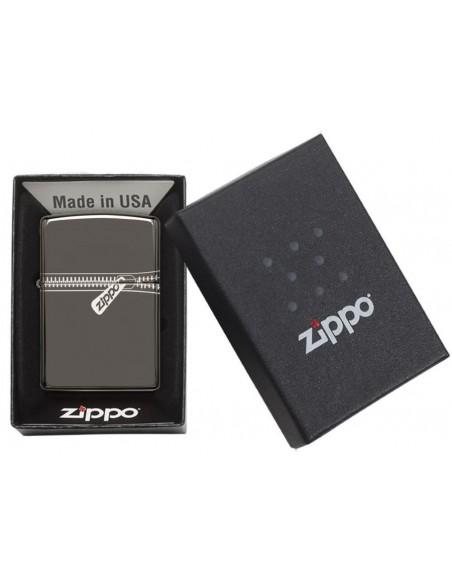 Zippo Upaljač Black Ice Zipper