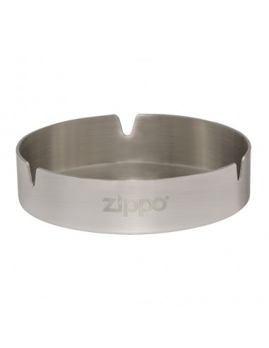 Zippo Ashtray Classic 10cm Stainless Steel
