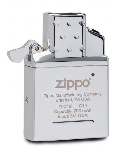 Zippo Butane Lighter Insert Single Torch