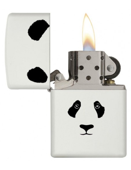 Zippo Upaljač White Panda