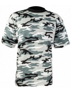 Highlander Dječja T-Shirt Majica Urban Camo