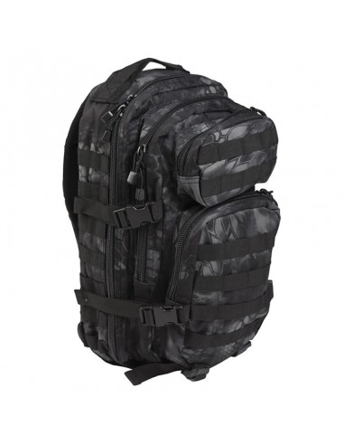 MilTec MOLLE Ruksak Assault Night Mandra Small