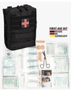 MilTec First Aid Set Leina...
