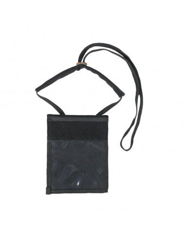 Sturm MilTec Neck Wallet Black