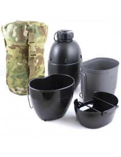 Bushcraft Multi-Fuel Cooking System Multicam