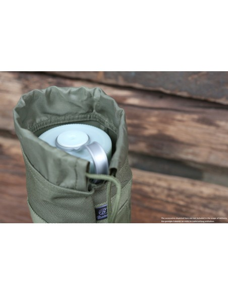 Brandit Bottle Holder Olive