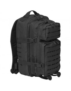 Brandit Us Cooper Molle Lasercut Ruksak Medium Black